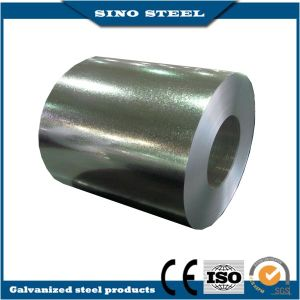 SGCC Graded Full Hard Z100 Hot Dipped Galvanized Steel Coil pictures & photos