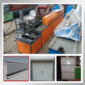 Steel Shutters Door Frame Tile Making Forming Machine pictures & photos