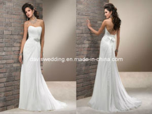 New Arraval Wedding Dress (WDMS-1306)