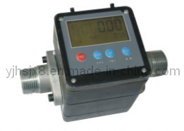 Elliptical Gear Diesel Flow Meter (JYQ-1)
