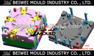 Plastic Injection Car Wheel Cover Mould pictures & photos