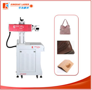 Leather CO2 Laser Engraving and Marking Machine