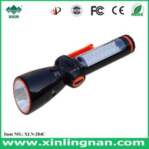 New Emergency Hand Crank Dynamo LED Torch (XLN-284C)