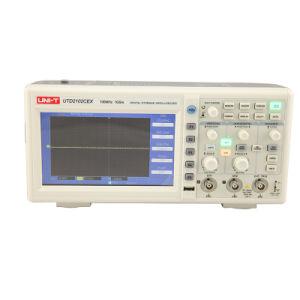 2 Channel PC Digital Oscilloscope Spectrum Analyzer Utd2102cex