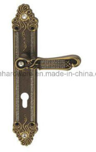 High Quality Solid Brass Door Handle 813 pictures & photos