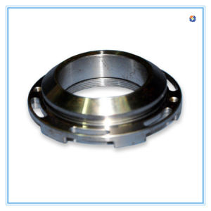 Stainless Steel CNC Machining Part for Flange pictures & photos