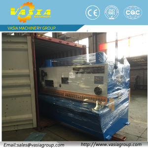 Sheet Metal Guillotine Shearing Machine with Best Price From Vasia pictures & photos