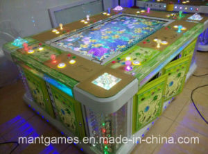 China multi players catches fish go fishing game machine for Electronic fishing game