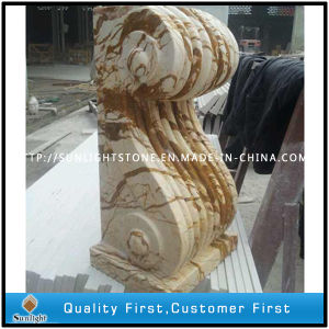Hot Sell Gold Crema EVA Beige Marble for Tiles, Countertop pictures & photos