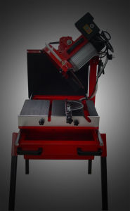 Professional and Powerful Wet Cutting Brick Saw (MS-350F)