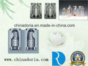 One Cavity Semi-Automatic Bottle Mold