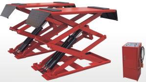Btd Electric Scissor Lift / Hydraulic Car Jack Lift pictures & photos