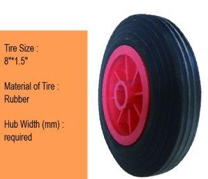 Professional Plastic Rim Wheel pictures & photos
