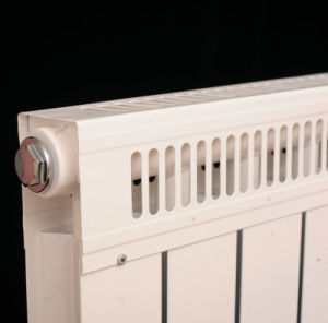 350mm Center Distance Central Heating Aluminum Radiator pictures & photos