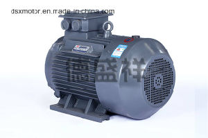 Ie3 Efficiency Kw Three Phase Asynchronous Electric Motor AC Motor pictures & photos