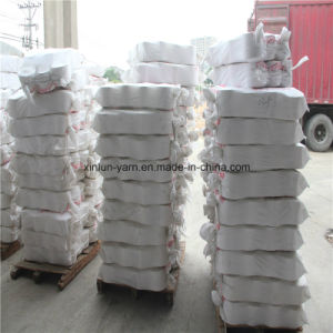 Ne 30/1, 32/1, 40/1 Super Quality Polyester Spun Yarn pictures & photos