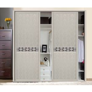 MDF & Plywood Stand-up Wardrobe & Clothes Closet pictures & photos
