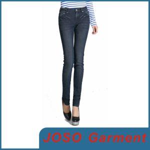 Women Jean Fashion Denim Leggings (JC1058) pictures & photos