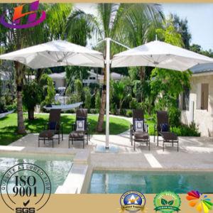 100% Virgin HDPE Sun Shade Garden Beach Umbrella