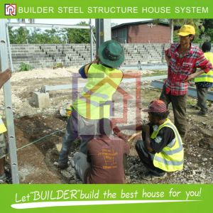 Papua New Guinea Project Steel Mobile Prefab House pictures & photos