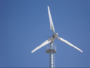 Qingdao Anhua Ah-20kw Pitch Controlled Wind Turbine Grid Tied Solution Plan pictures & photos