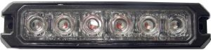 Small LED Deck and Dash Light-Tbd-31 Police Warning Light 12V