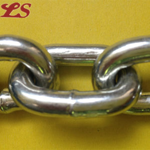 Galvanized DIN766 Short Iron Link Chain pictures & photos