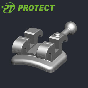Protect Orthodontic Bondable Mini Brackets with CE & SGS Certificates