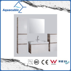 One Drawer Wall-Mount Vanity Combo in White (ACF8914) pictures & photos