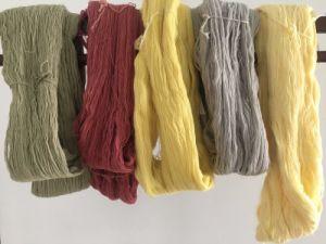 Cotton Vegetable Dye Colour pictures & photos