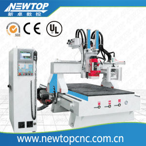 Sculpture Wood Carving CNC Router Machinemc1224 pictures & photos