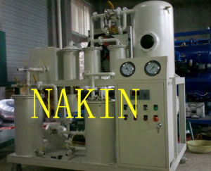 High Vacuum Waste Lubricating Oil Purifier Oil Reclamation Equipment pictures & photos