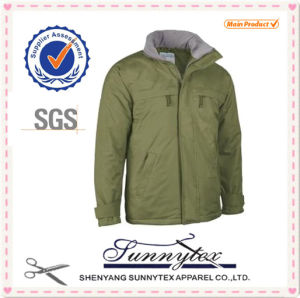 Winter Hoodie Jacket Wholesale Men Jacket pictures & photos