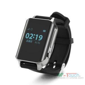 GPS Watch with Heart Rate Monitor for Elderly/Pilgrim (Y16) pictures & photos