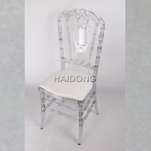 Crystal Polycarbonate Resin Royal Chair pictures & photos