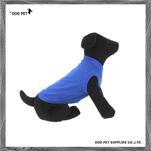 Cotton Basic Dog Tees Spt6002-2 pictures & photos