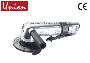 Portable 5 Inch Air Angle Grinder Tool with Lever Type pictures & photos