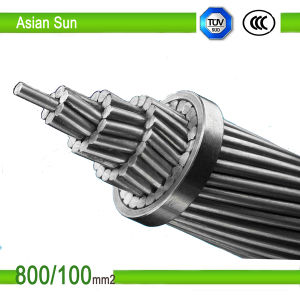 Overhead All Aluminum Stranded Conductor AAC Conductor for Aerial Cable pictures & photos