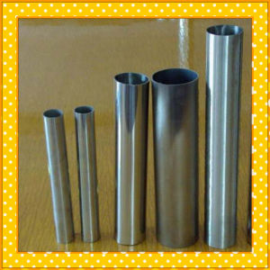 ASTM 201 Polished Stainless Steel Tube pictures & photos