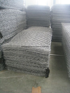 PVC Coated Gabions Net Wire Mesh pictures & photos