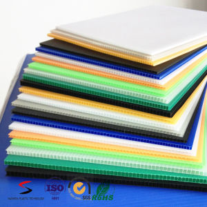 PP Corrugated Board Plastic Hollow Sheet pictures & photos