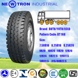 Boto Cheap Price Truck Tyre10.00r20, Heavy Duty Radial TBR 10.00r20 pictures & photos