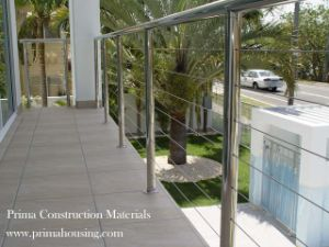 Stainless Steel Wire Rod Balustrade (PR-14) pictures & photos