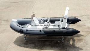 Aqualand 16feet 4.7m Rigid Inflatable Rescue Boat/Rib Motor Boat (RIB470B) pictures & photos