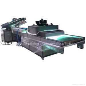 Full Set Automatic Screen Printing Machine with UV Drying (TM-Z1) pictures & photos