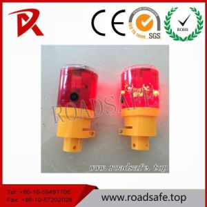 Roadsafe Traffic Block Emergency Solar LED Warning Traffic Cone Light pictures & photos
