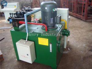 Qt5-20 Automatic Hydraulic Conrete Brick Machine India pictures & photos