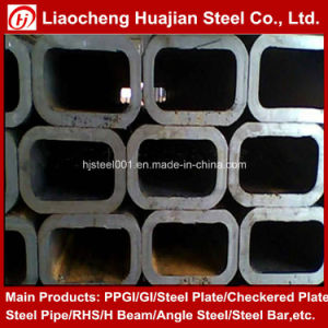 Stainless Steel Rectangular Pipe with Bright Polished pictures & photos