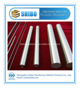 Factory Supply Pure Molybdenum Rod with Outstanding Quality pictures & photos