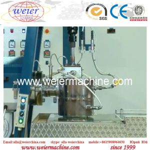 PP PE Plastic Monofilament Yarn Wire Drawing Machine pictures & photos